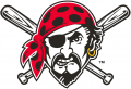 Pittsburgh Pirates 1997-Pres Alternate Logo decal sticker