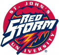 St. Johns Red Storm 1992-2001 Primary Logo decal sticker
