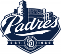 San Diego Padres 2012-2019 Alternate Logo 02 decal sticker