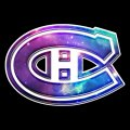 galaxy montreal canadiens iron on stickers