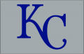 Kansas City Royals 1995 Cap Logo decal sticker