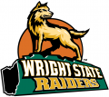 Wright State Raiders 2001-Pres Misc Logo decal sticker