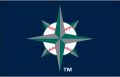 Seattle Mariners 1997-2000 Cap Logo decal sticker