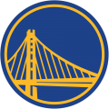 Golden State Warriors 2019-Pres Alternate Logo decal sticker