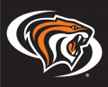 Pacific Tigers 1998-Pres Alternate Logo 02 decal sticker