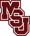 Mississippi State Bulldogs 1986-1995 Primary Logo iron on transfer