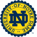 Notre Dame Fighting Irish 2000-Pres Alternate Logo decal sticker