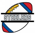 Football Pittsburgh Steelers Logo iron on transfer