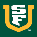 San Francisco Dons 2012-Pres Alternate Logo iron on transfer