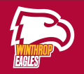 Winthrop Eagles 1995-Pres Alternate Logo 02 decal sticker