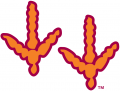 Virginia Tech Hokies 2000-Pres Alternate Logo 01 decal sticker