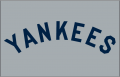 New York Yankees 1927-1930 Jersey Logo iron on transfer iron on transfer