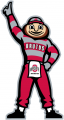 Ohio State Buckeyes 2003-2012 Mascot Logo 03 iron on transfer