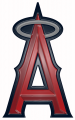 los angeles angels of anaheim 2005-pres primary plastic effect logo iron on transfer