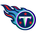 Phantom Tennessee Titans logo iron on transfer