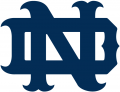 Notre Dame Fighting Irish 1994-Pres Alternate Logo 14 decal sticker
