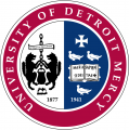 Detroit Titans 1990-Pres Alternate Logo decal sticker
