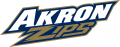 Akron Zips 2002-Pres Wordmark Logo decal sticker