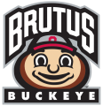 Ohio State Buckeyes 2013-Pres Mascot Logo iron on transfer