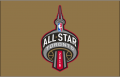 NBA All-Star Game 2015-2016 Dark decal sticker