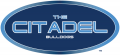 The Citadel Bulldogs 2006-Pres Wordmark Logo decal sticker