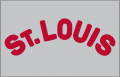 St.Louis Cardinals 1900-1919 Primary Logo iron on transfer