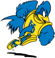 Delaware Blue Hens 1999-Pres Mascot Logo decal sticker