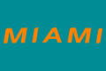 Miami Dolphins 2013-Pres Wordmark Logo 01 iron on transfer