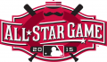 MLB All-Star Game 2015 decal sticker