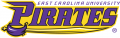 East Carolina Pirates 1999-2013 Wordmark Logo 01 iron on transfer