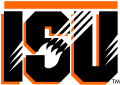 Idaho State Bengals 1997-2018 Wordmark Logo 06 iron on transfer