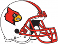 Louisville Cardinals 2007-2008 Helmet iron on transfer