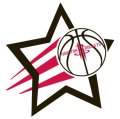 Houston Rockets Basketball Goal Star decal sticker