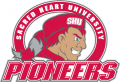 Sacred Heart Pioneers 2013 Primary Logo iron on transfer
