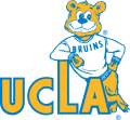 UCLA Bruins 1964-1995 Secondary Logo decal sticker
