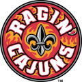 Louisiana Ragin Cajuns 2000-Pres Alternate Logo 05 iron on transfer