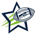 Seattle Seahawks Football Goal Star iron on transfer