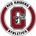 Colgate Raiders 1977-2001 Primary Logo decal sticker