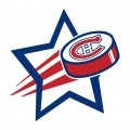 Montreal Canadiens Hockey Goal Star decal sticker