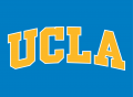 UCLA Bruins 1996-Pres Wordmark Logo decal sticker