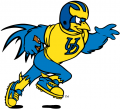 Delaware Blue Hens 1999-Pres Mascot Logo 04 decal sticker