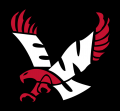 Eastern Washington Eagles 2000-Pres Alternate Logo 01 decal sticker