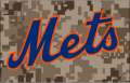 New York Mets 2014-Pres Jersey Logo 02 decal sticker