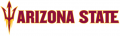 Arizona State Sun Devils 2011-Pres Wordmark Logo 17 decal sticker