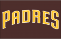 San Diego Padres 2016-2019 Jersey Logo 02 decal sticker