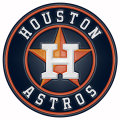 houston astros 2013-pres primary plastic effect logo iron on transfer