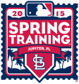 St.Louis Cardinals 2018 Event Logo iron on transfer