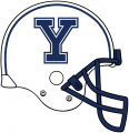 Yale Bulldogs 2000-Pres Helmet iron on transfer
