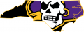 East Carolina Pirates 2014-Pres Alternate Logo iron on transfer