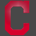 cleveland indians 2014-pres primary plastic effect logo iron on transfer